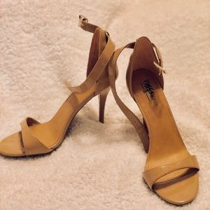Mossimo high heeled sandals